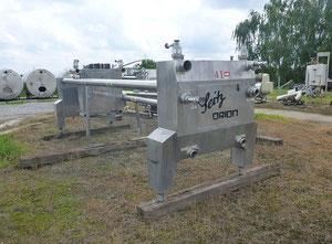 Máquina para la producción de vino, cerveza o alcohol Seitz OF 100/150