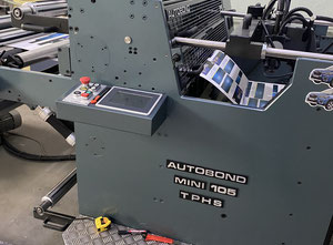 Autobond AUTOBOND 105 Laminator
