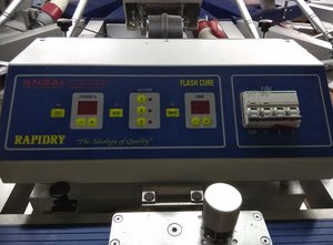 Ansal Co Rapidry 5070 Siebdruckmaschine