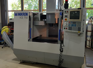 Mikron VCE 750 Machining center - vertical