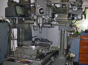 Vícevřetenový vrtací stroj SIP 5