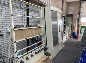Metalglas2000 Glastronic MG 1600 Total Glaswaschmaschine / Glasbeschichtungsmaschine