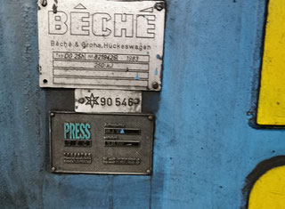 Beche DG 25h P00720010