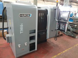 Hurco TM6i CNC Turning Centre
