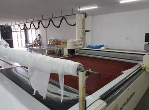 Lectra 7000 v2 Automated cutting machine