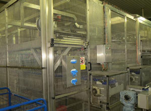 Mecatherm Megaline BLOC AT Complete bread production line