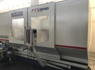 Cincinnati FTV 840 1800 P00722051