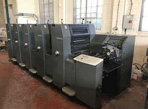 Offset 5 kolorow Heidelberg PM52-5P3