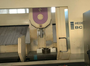 Hedelius BC 40 D CNC Machining center - vertical