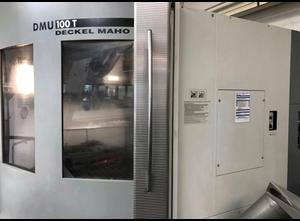 DMG DMU 100 T Machining center - vertical