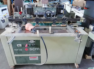 Used SCM TOP 35 drilling machine