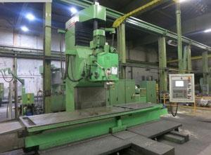 Droop and Rein FSM 1255 D30kf CNC-Fräsmaschine Universal