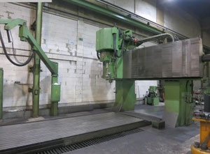 Droop and Rein FPVL 2000 SA30/13KCN Portalfräsmaschine