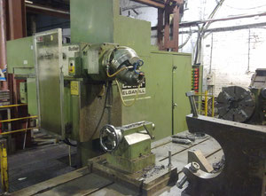Butler Elgamil Hi Power L CNC-Fräsmaschine Universal