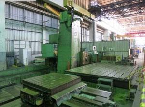 Scharmann Heavycut CNC Plattenbohrwerk