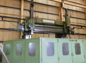 Webster & Bennett DCM 144 CNC Plattenbohrwerk