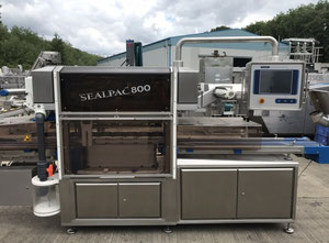 Sealpac 800 Folien-Einschweißmaschine