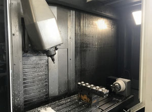 Centro de mecanizado vertical Dmg Deckel Maho Mori DMF 260-7