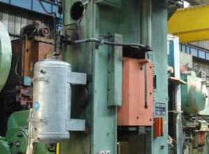 Vaccari 10 NS Screw press