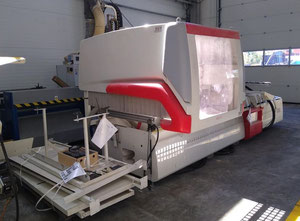 SCM TECH Z2 Wood CNC machining centre