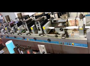 Used Mida Alca 250 TRE Label printing machine