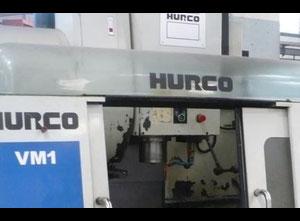 Centro di lavoro verticale usato Hurco VM1