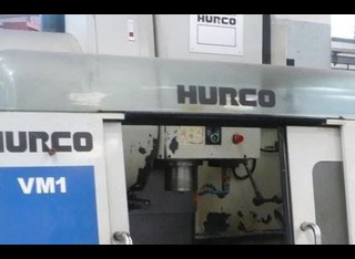 Hurco VM1 P00727038