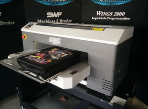 Stampante tessile Dtg Digital M2