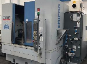 Centro de mecanizado 5 ejes Chiron Mill 800