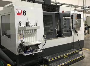 Dikey işleme merkezi Haas VM6