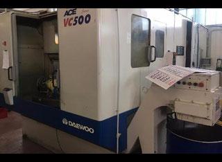 Daewoo VC500 P00727055