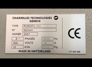 Charmilles Robofil 240 P00728029