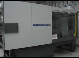 Enjeksiyon kalıplama makinesi Battenfeld BA 5700/2800 BK