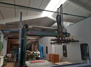 Used AMS Arm Loader With Suction Cups Group