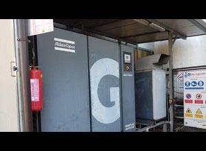 Compresor de tornillo lubricante Atlas Copco GA37VSD