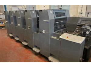 Offset 5 kolorow Heidelberg PM 52-5-P3