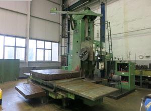 Desková vyvrtávačka CNC Union BFT 130/6