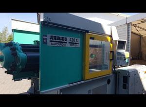 Arburg 420C-1300-350 Spritzgießmaschine
