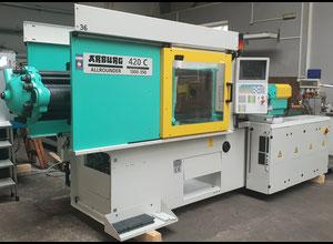 Arburg 420C-1300-350 Injection moulding machine