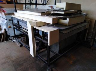"""Glunz & Jensen 50"""" x 80"""" flow-line machine P00729189"""