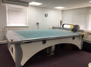 Lectra Prospin ST 72-3 Automated cutting machine