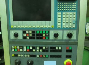 Cnc dikey freze makinesi Dörries VCE 250