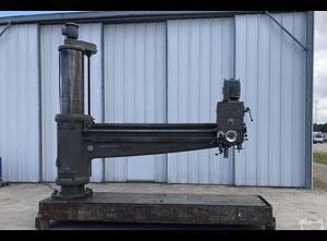 Frezarki manualne Graffenstaden 2500 mm