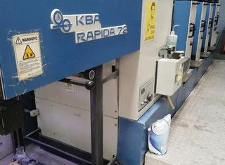 KBA Rapida 72-4 PWHA P00730073