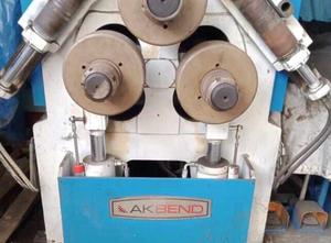 Akyapak APK 80 Profile bending machine