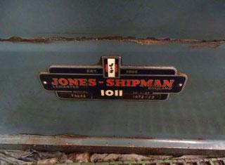 Jones And Shipman 1011 P00731028