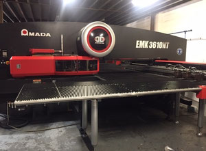 Amada EMK 3610 NT CNC Stanzmaschine