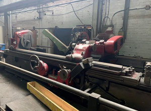 Churchill D Plain Cylindrical Grinding Machine Tool grinding machine