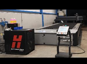 HPM Steelmax 2580 Schneidemaschine - Plasma / gas