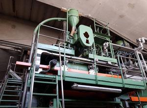 Kompletní linka na výrobu těstovin a pizzy Braibanti Short Cut pasta line